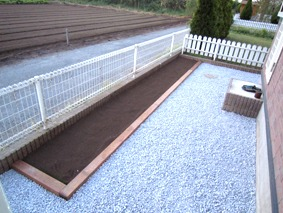 使いやすい菜園