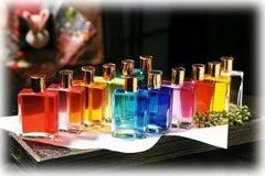 カラーセラピーで使用するボトル
