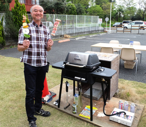 BBQコンロ Broil King