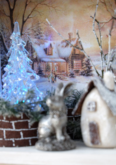 ミニチュアクリスマスボックス