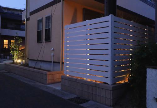 【施工後写真(夜景2)】