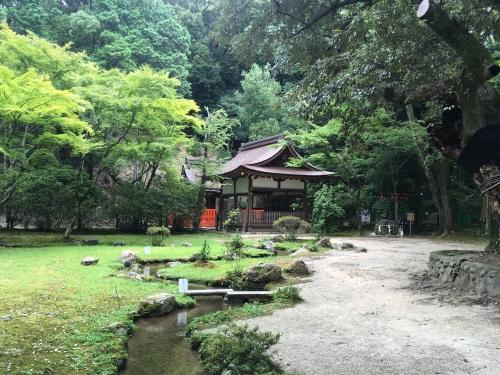 上賀茂神社渉渓園
