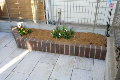 花壇・菜園