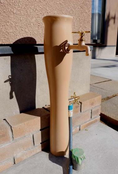 立水栓「ポッシュ」の写真